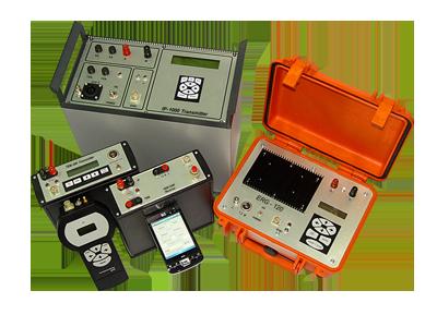 Set of TDEM and IP instruments AIE