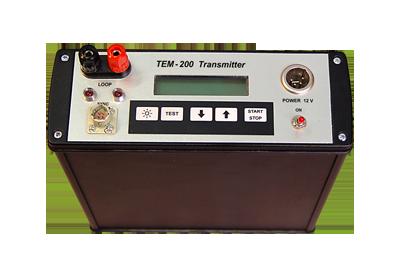 TDEM Transmitter AIE
