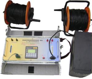 Комплект аппаратуры ELECTROGEOTEST